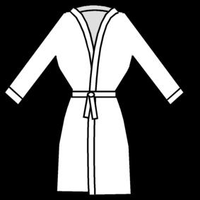 robe / bathrobe