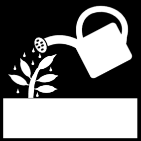 planten verzorgen buiten